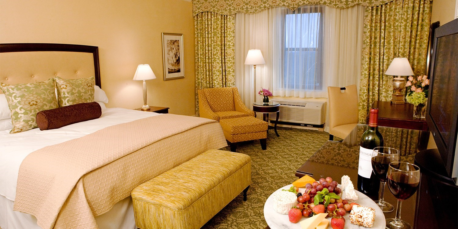 Omni Shoreham Hotel -- Washington, D.C.