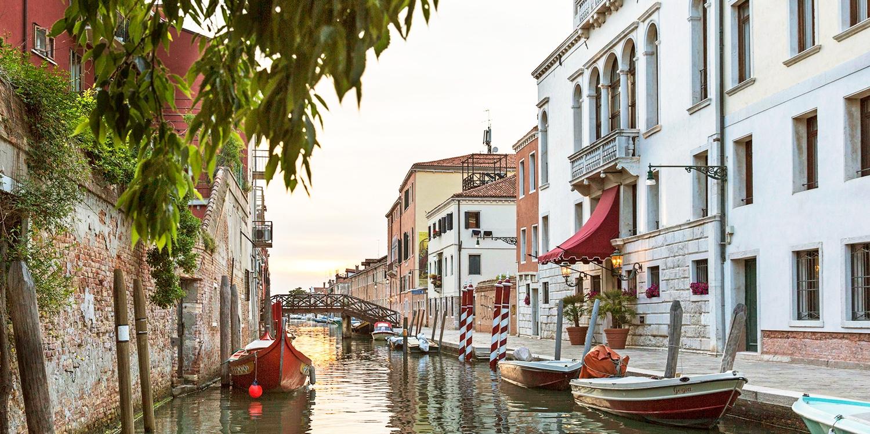 $161& up – Venice 5-Star Palace Hotel w/Private Garden -- Venice, Italy