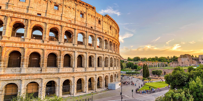 The Inn at Roman Forum -- Rom, Italien
