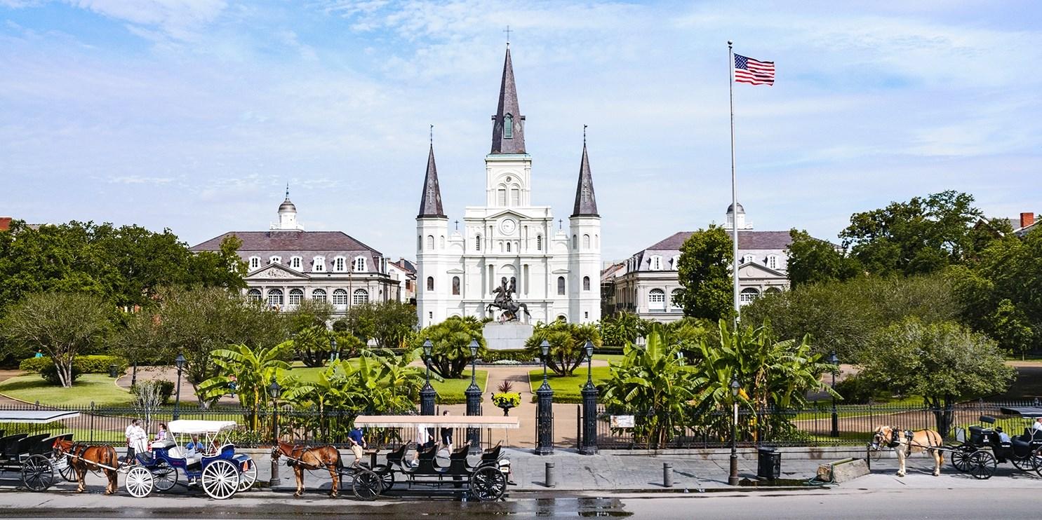 Omni Royal Crescent Hotel -- Central Business District, Nueva Orleans