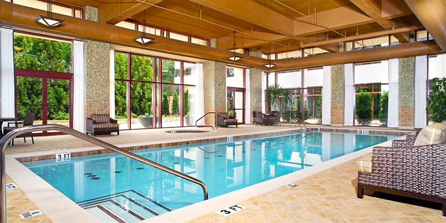 Emory Conference Center Hotel -- Emory University, Georgia