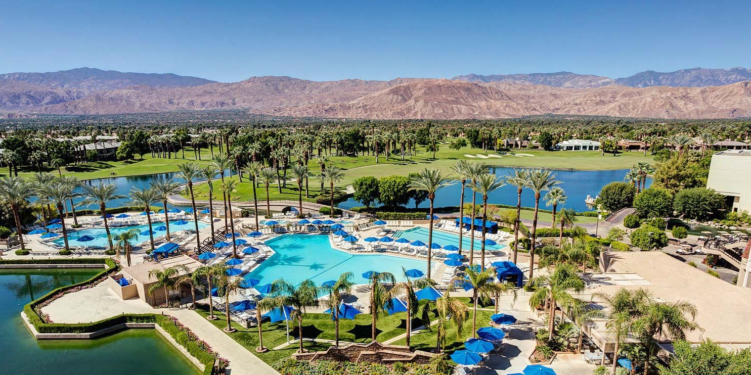JW Marriott Desert Springs Resort & Spa -- Palm Desert, CA