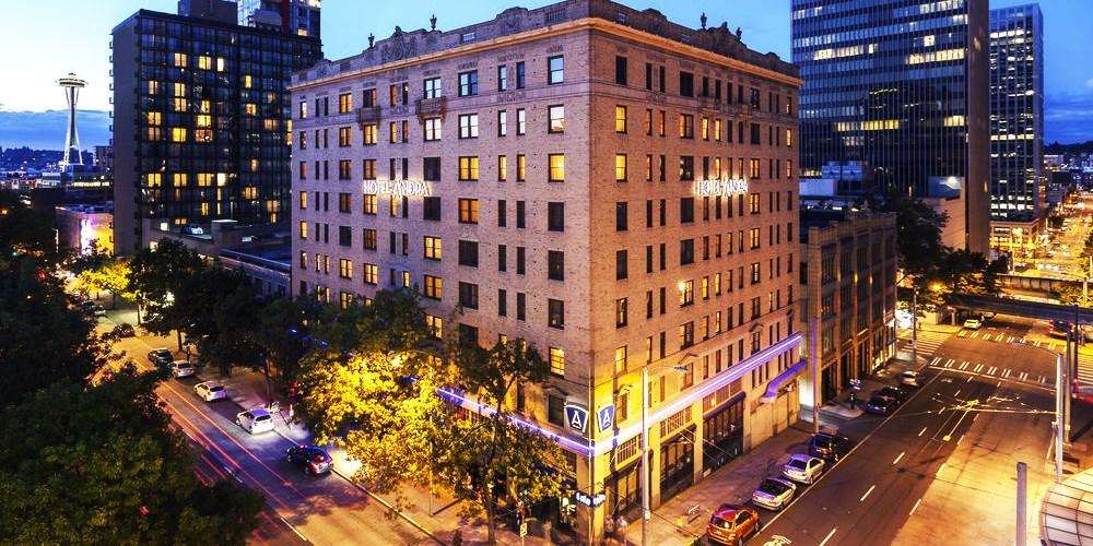 Hotel Andra -- Seattle, WA