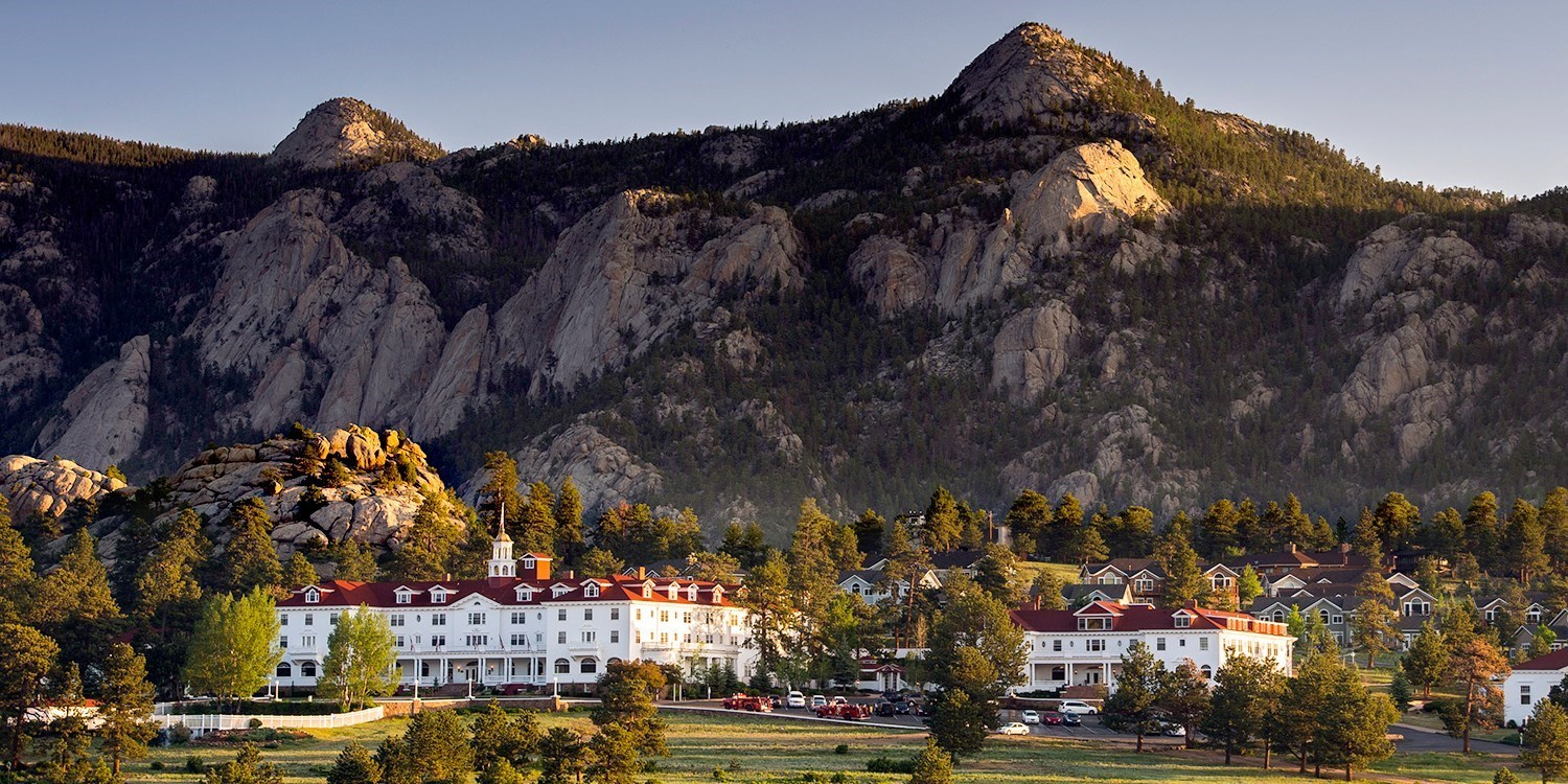 The Stanley Hotel -- Estes Park, CO