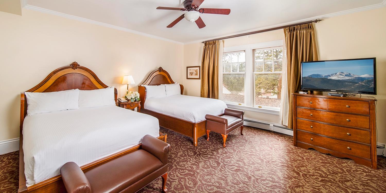 Estes Park Hotel Rates