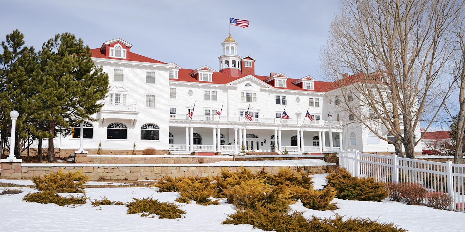 The Stanley Hotel -- Estes Park, CO