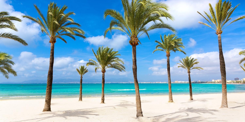 Hotel Cosmopolitan -- Palma, Spanien