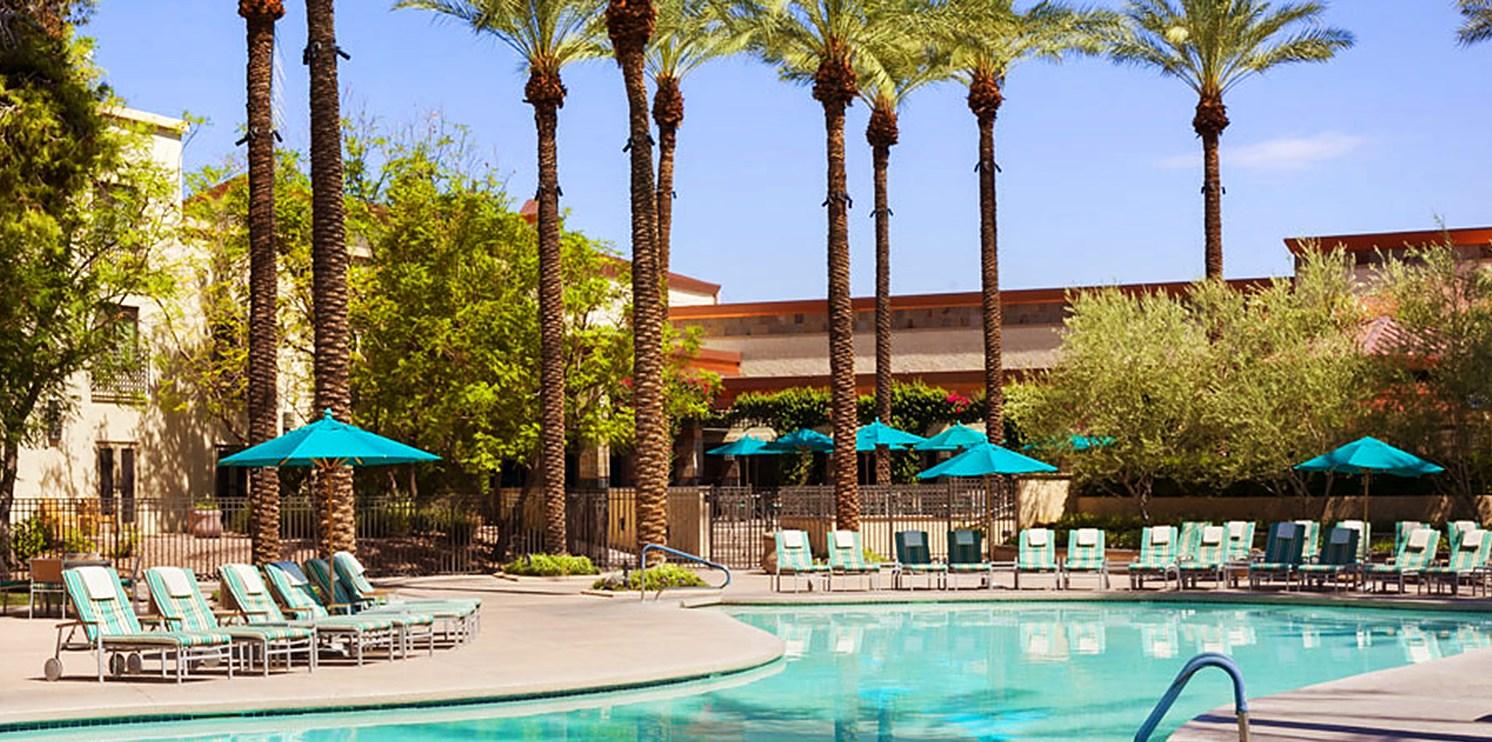 Hilton Scottsdale Resort & Villas -- Scottsdale, AZ