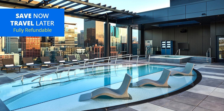 $179 – New Denver Hotel incl. Upgrade & Extras -- Denver, CO
