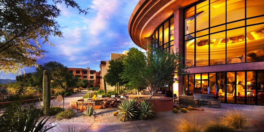 Sheraton Grand at Wild Horse Pass -- Phoenix, AZ