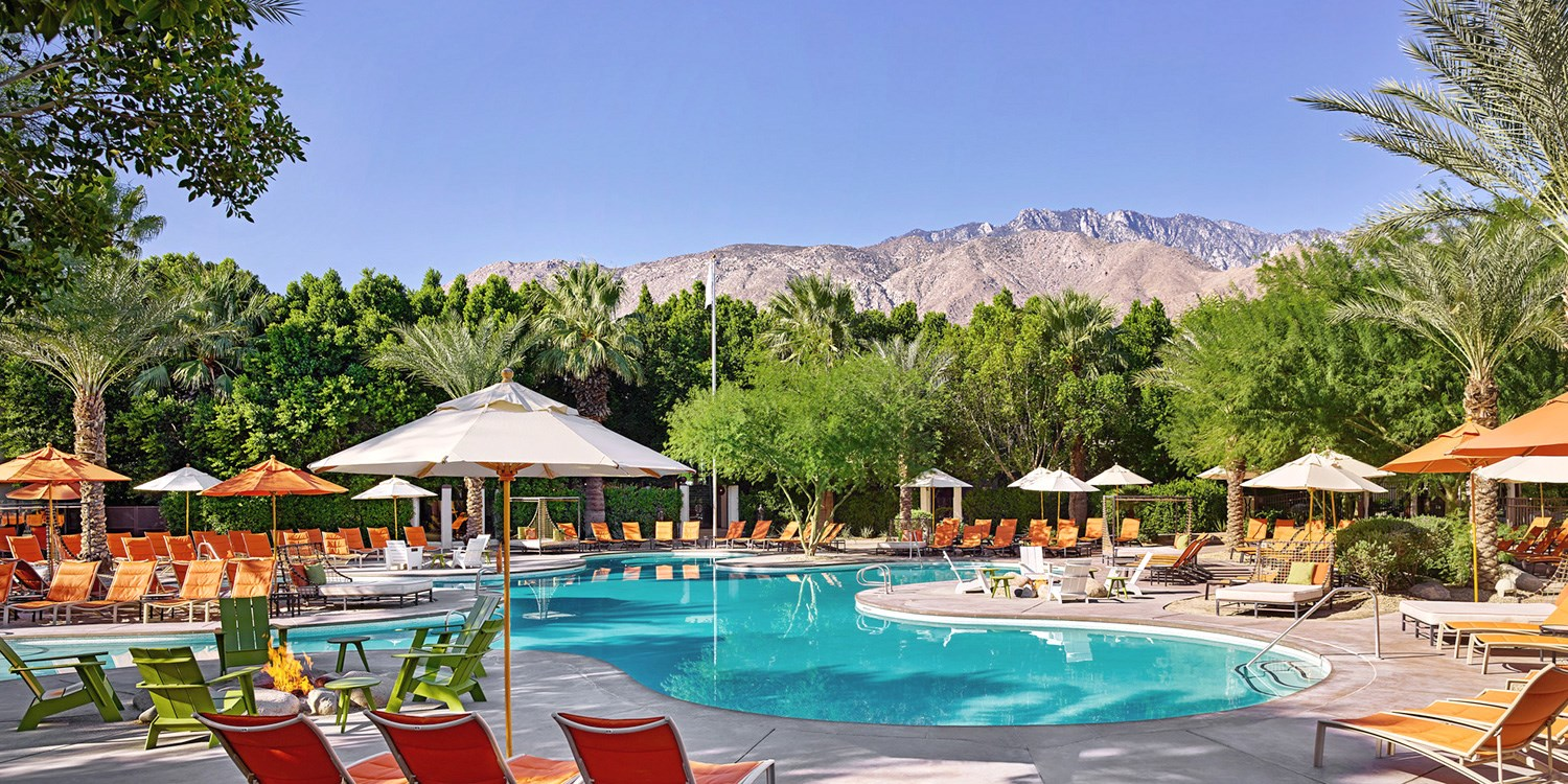 $109 – Suite at Stylish Palm Springs 4-Star Resort -- Palm Springs, CA