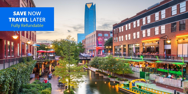 $99-$129 – Oklahoma City Wyndham incl. Breakfast & Weekends -- Oklahoma City, OK