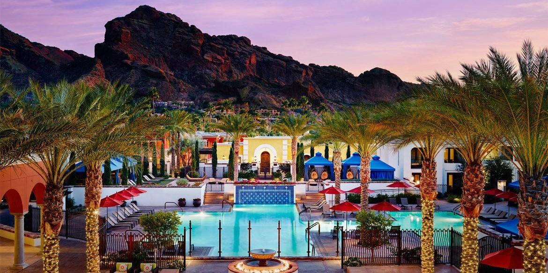 Omni Scottsdale Resort & Spa at Montelucia -- Scottsdale, AZ
