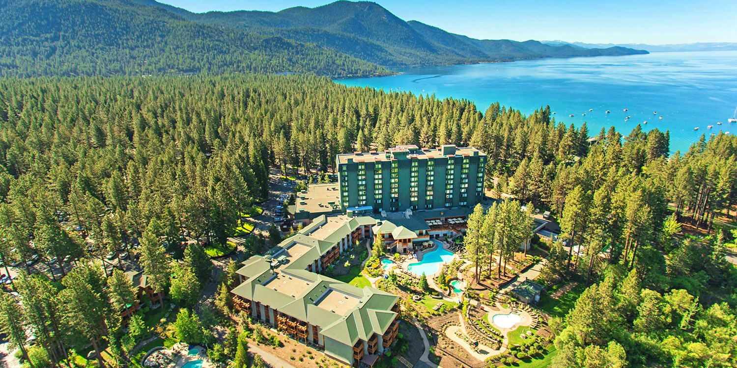 Hyatt Regency Lake Tahoe Resort, Spa and Casino -- Incline Village, NV
