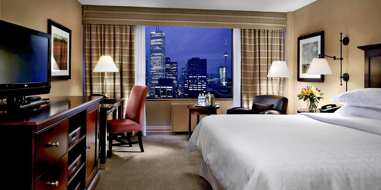 Sheraton Centre Toronto Hotel -- Toronto, Canada