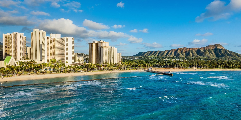Waikiki Beach Marriott Resort & Spa -- Honolulu, HI