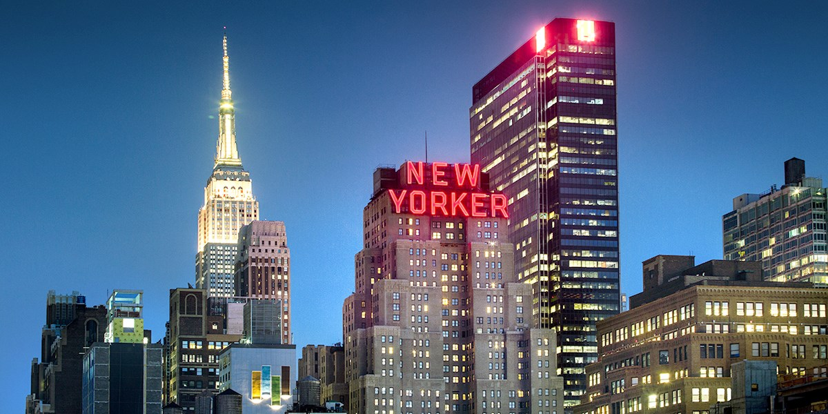 The New Yorker, A Wyndham Hotel -- New York City, NY