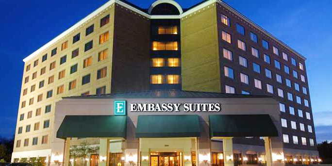 Embassy Suites Dallas - Lovefield -- Dallas, TX