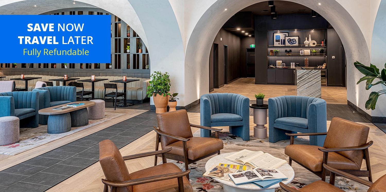 $149-$159 – Brand-New Downtown Calgary Hotel w/Parking -- Calgary, Alberta