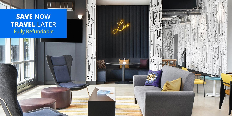 $69 – Modern Ocean City Hotel through December -- Ocean City, MD