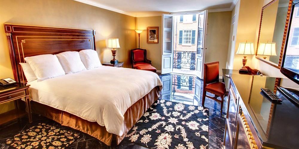 Hotel Mazarin -- New Orleans, LA