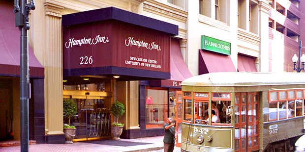 Hampton Inn & Suites New Orleans - Downtown - French Quarter Area -- Central Business District, New Orleans