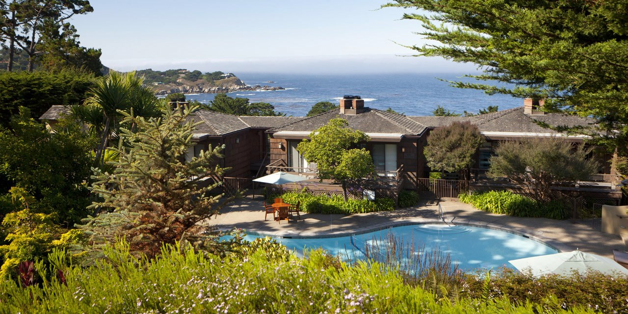 Hyatt Carmel Highlands, Overlooking Big Sur Coast -- Carmel, CA