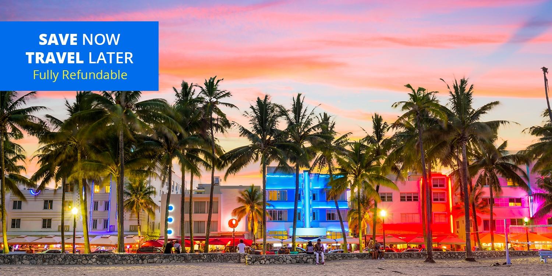 $119 – A 1940s South Beach Landmark, Revitalized -- South Beach