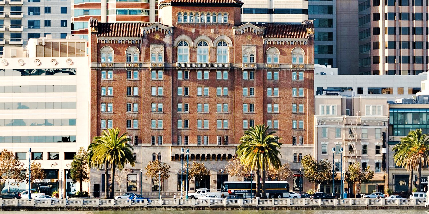 Harbor Court Hotel -- Financial District - Embarcadero, San Francisco