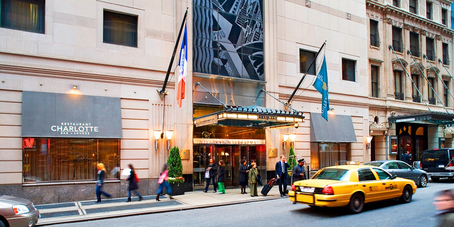 Millennium Broadway Hotel - Times Square -- Midtown - Times Square, New York