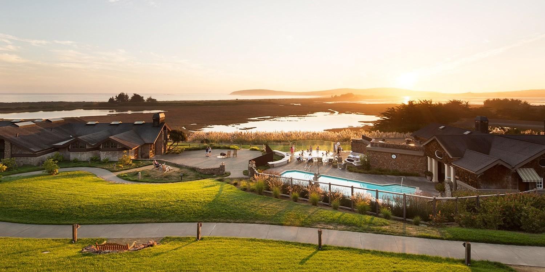 Bodega Bay Lodge -- Bodega Bay, CA