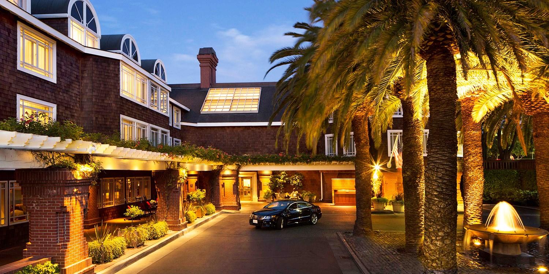 Stanford Park Hotel -- Menlo Park, CA