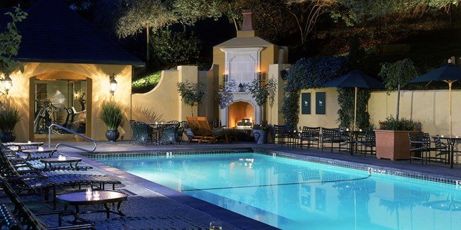 Lafayette Park Hotel Spa Ca