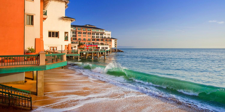 Monterey Plaza Hotel & Spa  -- Monterey, CA