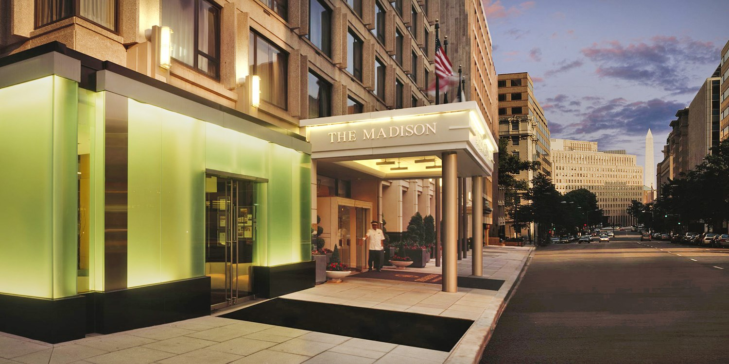The Madison Washington DC, A Hilton Hotel -- Washington, D.C.