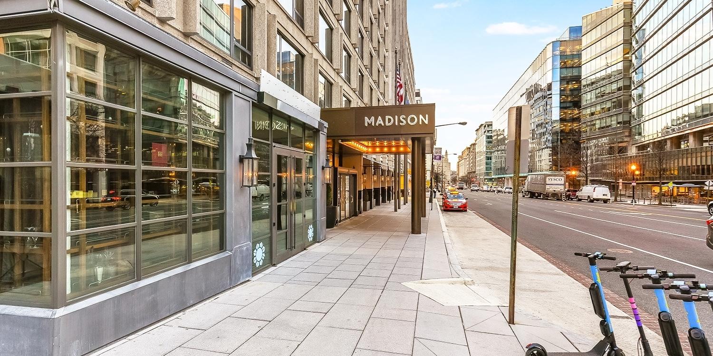 The Madison Washington DC, A Hilton Hotel -- Washington, D.C.
