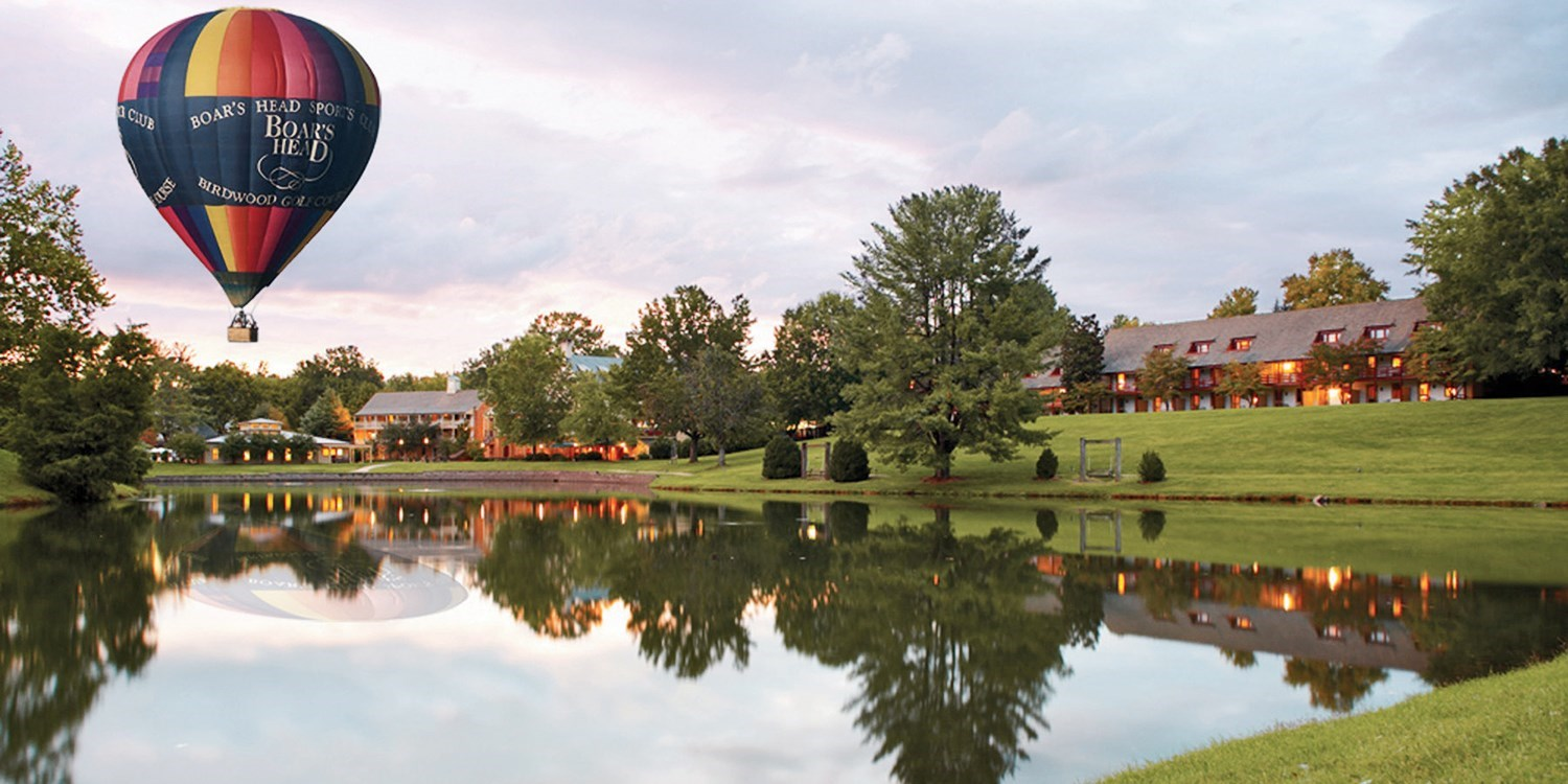 $139 & up – Charlottesville 4-Star Resort, 40% Off -- Charlottesville, VA