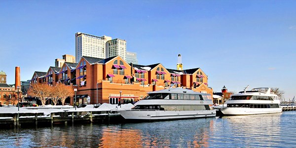 Pier 5 Hotel -- Baltimore, MD