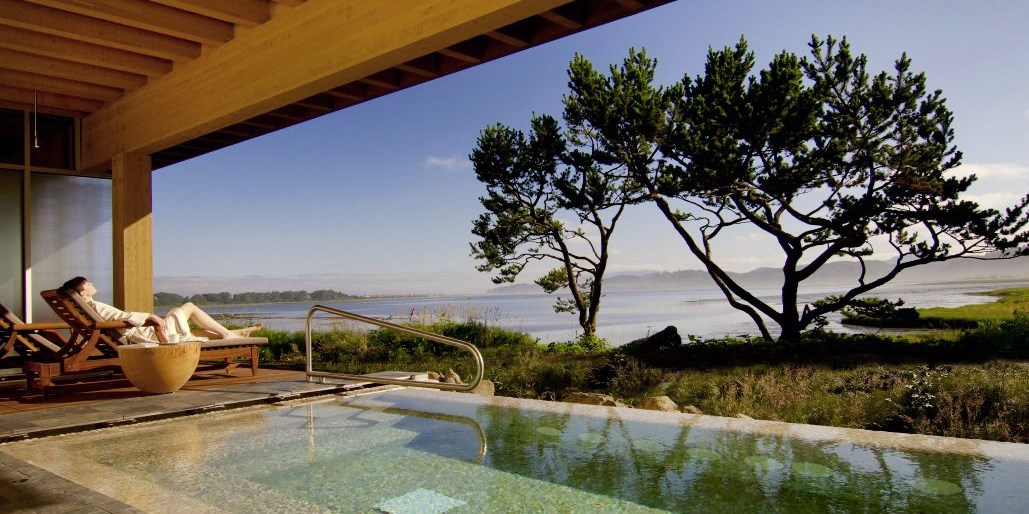 Salishan Spa and Golf Resort -- Lincoln Beach, OR