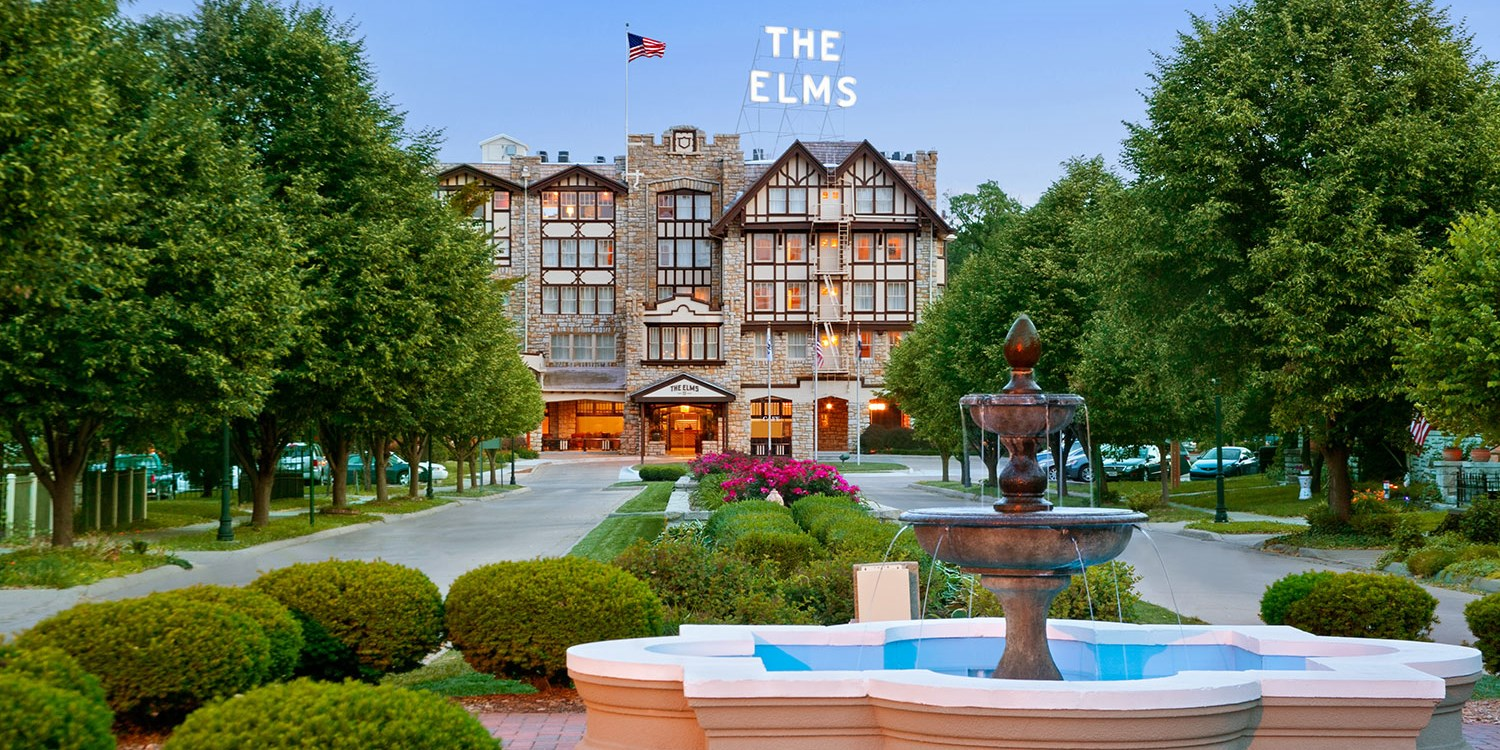 $89 – Historic Hotel & Spa near Kansas City, 65% Off -- Excelsior Springs, MO