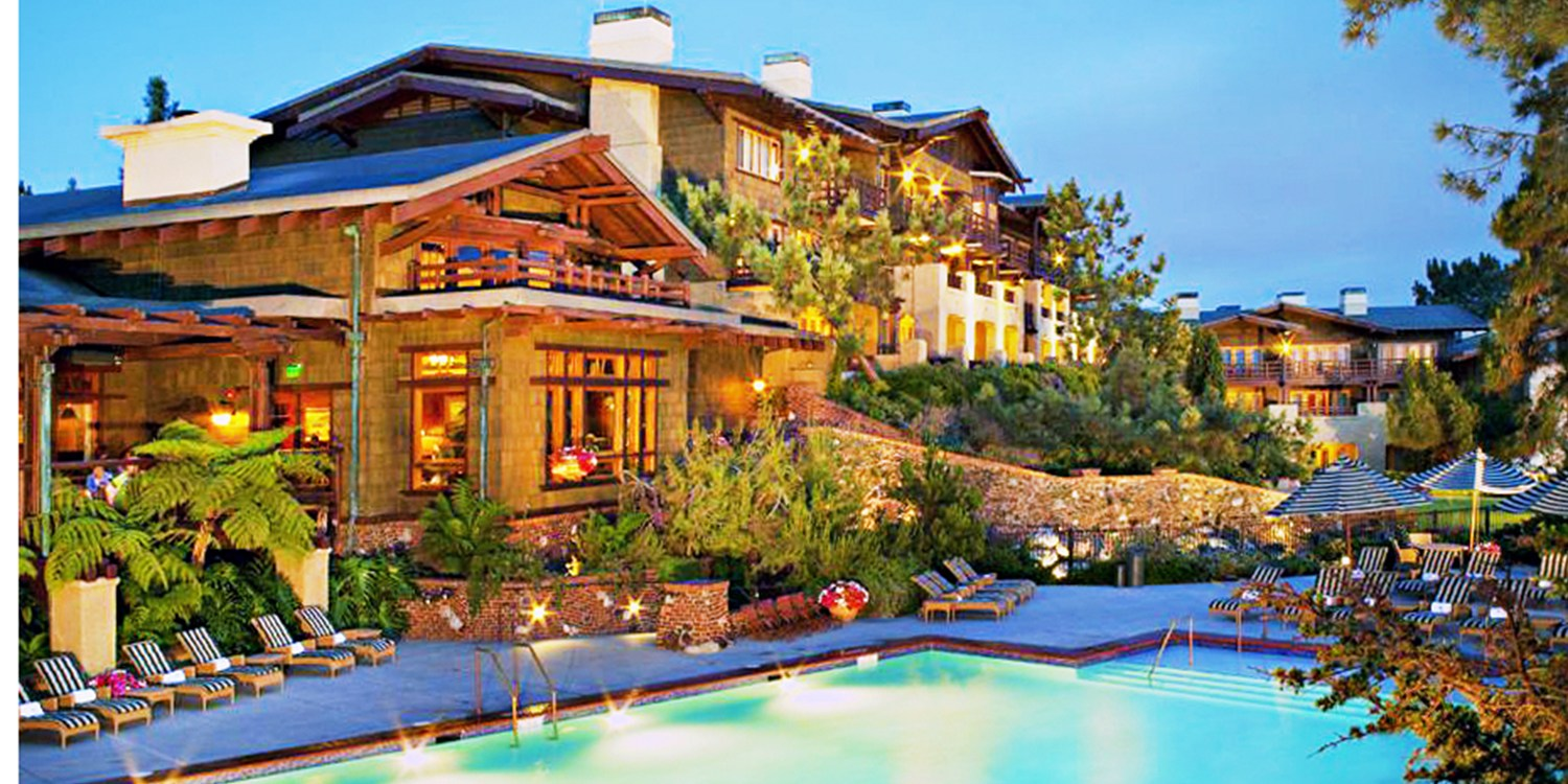The Lodge at Torrey Pines -- La Jolla, San Diego