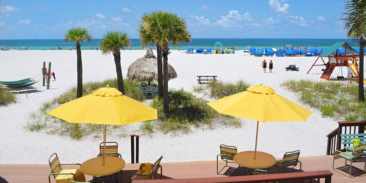 Sirata Beach Resort -- St. Pete Beach, FL