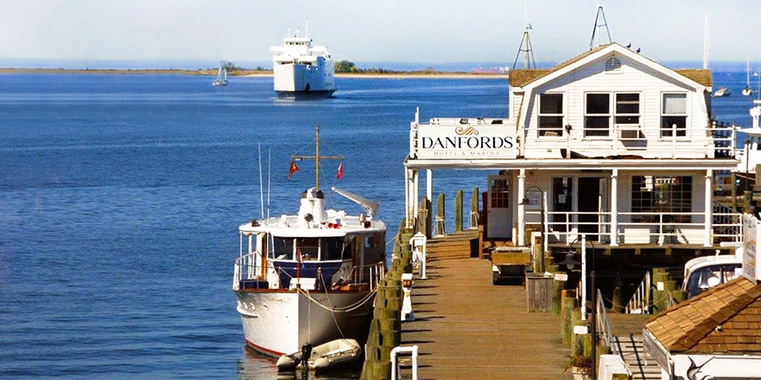 Danfords Hotel & Marina -- Port Jefferson, NY