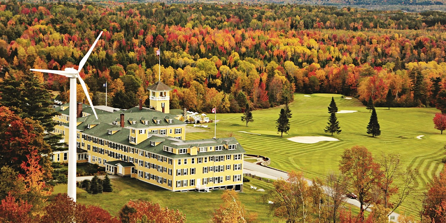 Mountain View Grand Resort & Spa -- Whitefield, NH