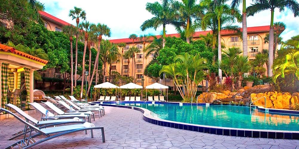 Renaissance Boca Raton Hotel -- Boca Raton, FL