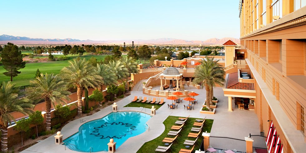 Suncoast Hotel and Casino -- Summerlin, Las Vegas