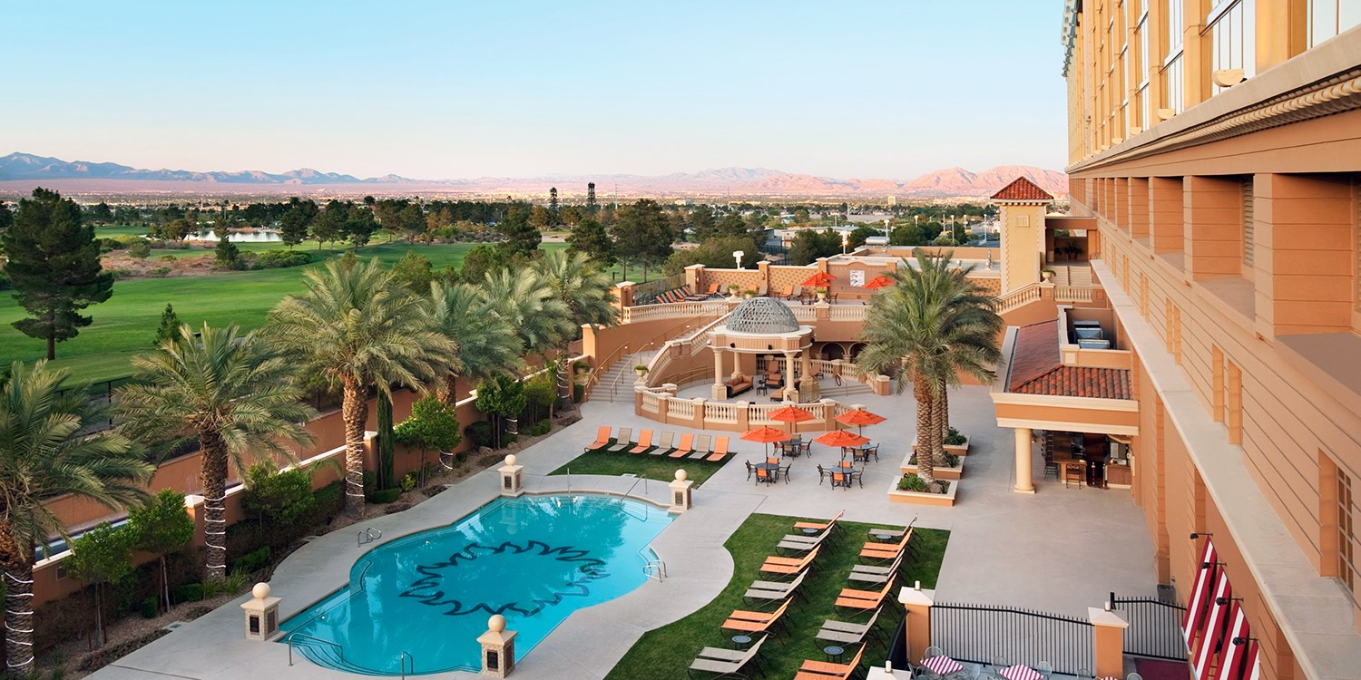 $62 & up – 4-Star Vegas Hotel w/Free Upgrade & $10 Credit -- Summerlin, Las Vegas