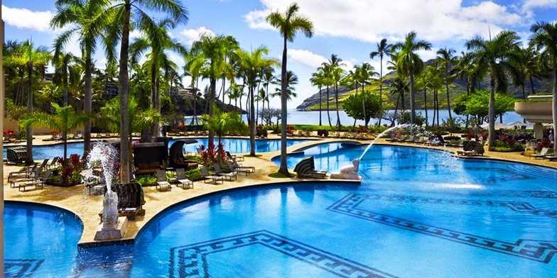 Kauai Marriott Resort Lihue Hi