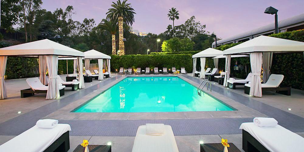 Luxe Sunset Boulevard Hotel -- Bel Air, Los Angeles