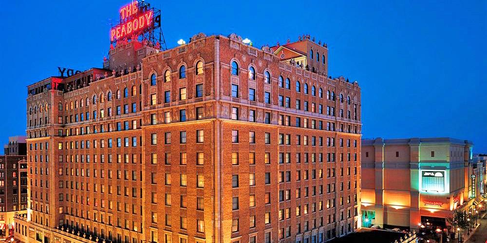 The Peabody Memphis -- Memphis, TN